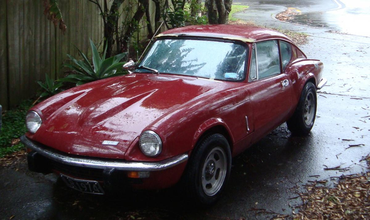 Awesome Triumph Gt6 For Sale Australia Collection - Classic Cars ...